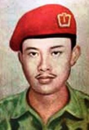Harun Thohir (Kopral KKO Harun bin Said, Thohir bin Mandar, Tahir)
