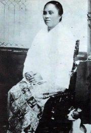 Maria Walanda Maramis (Maria Josephine Catherine Maramis)