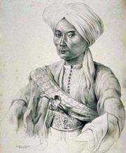 Diponegoro (Pangeran Diponegoro, Raden Mas Ontowiryo)