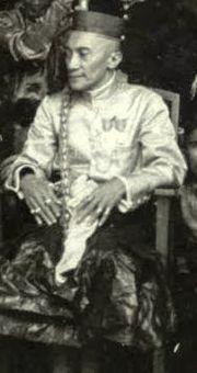 Andi Mapanyuki (Andi Mappanyukki Sultan Ibrahim)