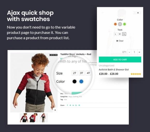 CiyaShop - Responsive Multi-Purpose WooCommerce WordPress Theme - 8