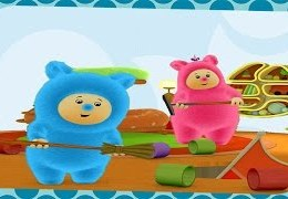 Billy Bam Bam – Mini Golf, BabyTV