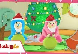 Billy ve Bam Bam Noeli Kutluyor – BabyTV