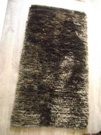 Fluffy Rug  Mink 1.50 x 0.90m   CJ Carpet Binding