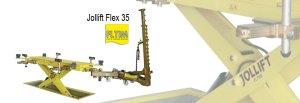 jollift flex35 - table de redressage - cj equipement