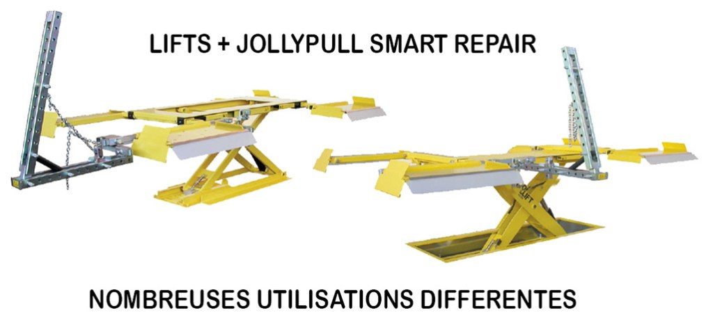 JOLLYPULL Smart Repair - CJ Equipements