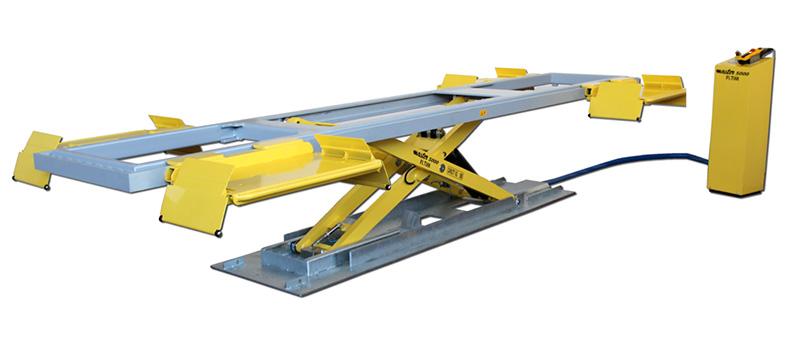Jollift master bench 5000 - banc de redressage - CJ Equipements