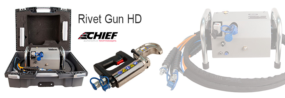 Soudure – Rivet Gun HD (Chief)