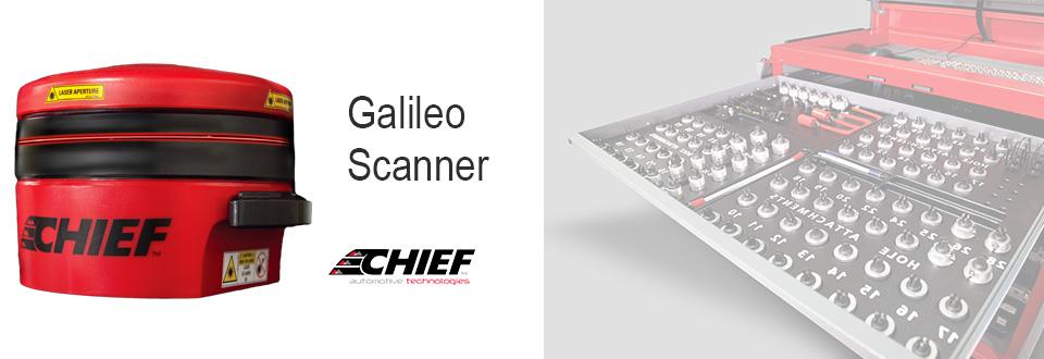 Mesures – Scanner Galileo (Chief)