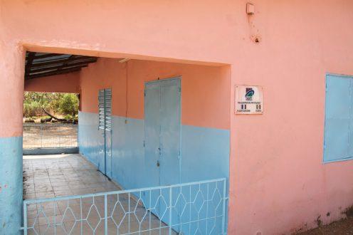Local informatique de l'école élémentaire de Ouonck