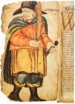 How did the Vikings treat the elderly? Egil Skallagrimsson