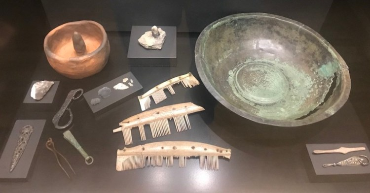 viking grooming kit