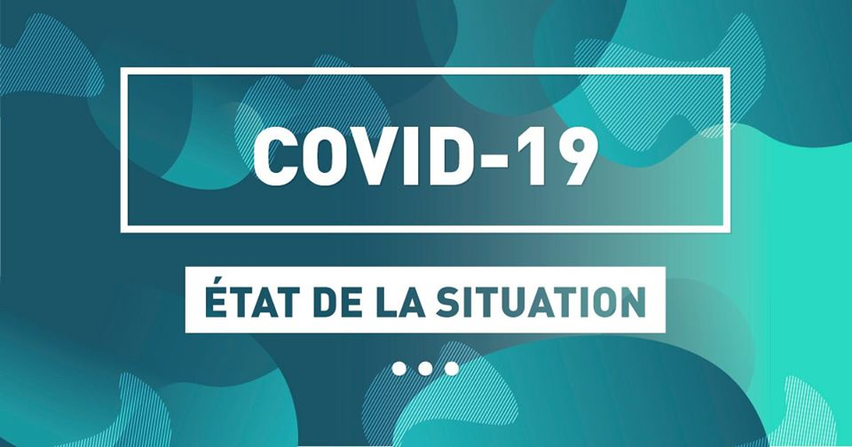COVID-19 : bilan Estrie