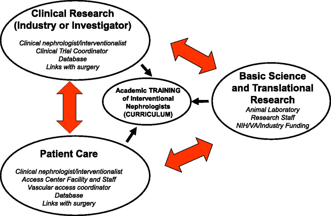 Academic Interventional Nephrology: A Model for Training