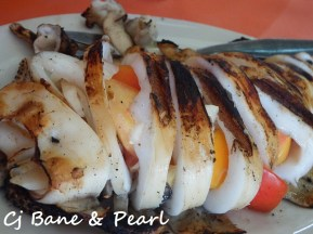 Seafood _ Grilled Squid
