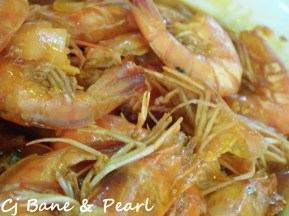 Seafood _ Prawns with Sweet and Mild spicy sauce