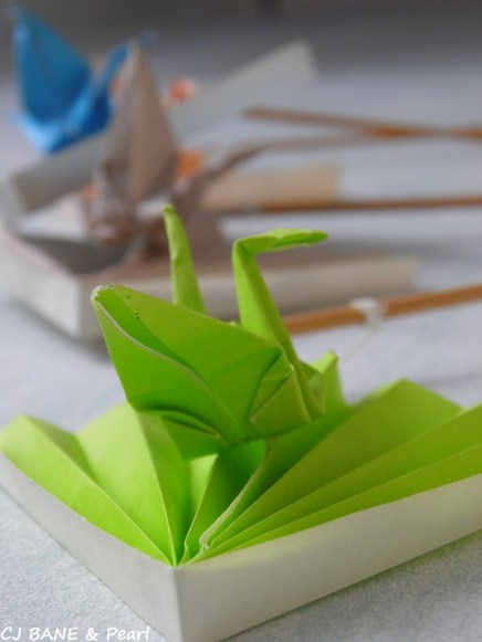 Green origami