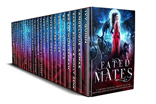 Fated Mates Boxed Set Cover Image for Preorder on Amazon