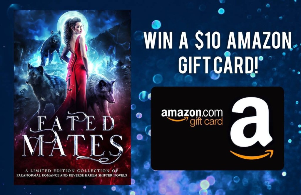 Win a $10 Amazon gift card from Fated Mates