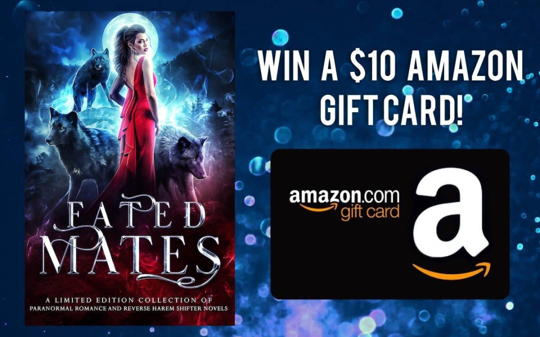 Fated Mates Giveaway | 30 March 2019