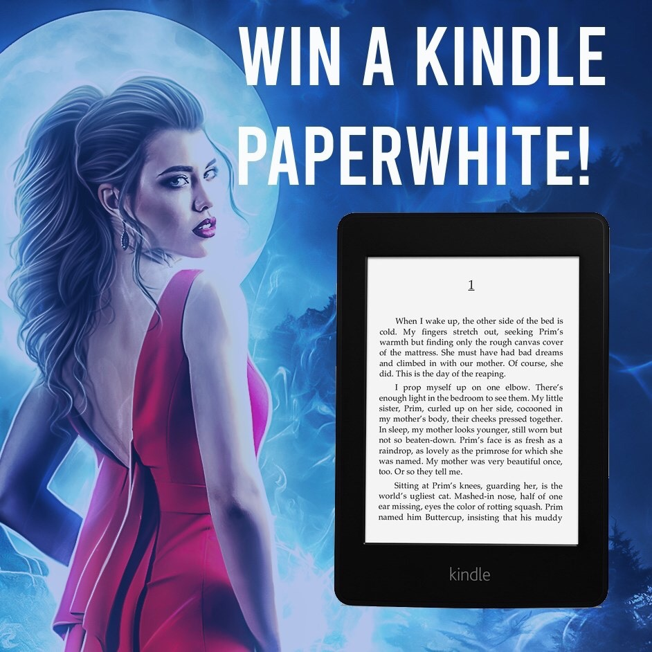 Fated Mates Giveaway: Win A Kindle Paperwhite