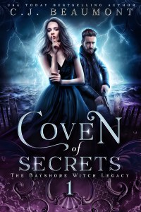 Coven of Secrets Cover Image