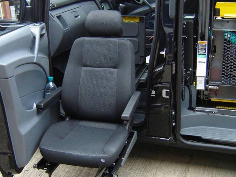 Swivel SeatsSwivel Seats Vehicle Adaptation