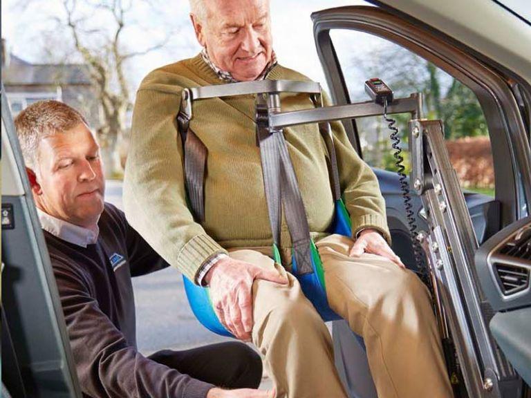 Smart Transfer Lift Vehicle Adaptation