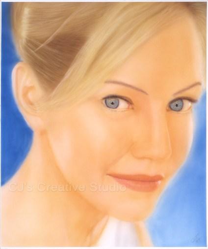 Heather Locklear Portrait Practice