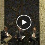 Are We Alone? NYC Event - April 1st, 2014 - Panelists: Rabbi Shlomo Riskin and Joel Rosenberg