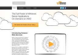 Discover AWS page head
