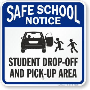 Safe School Notice