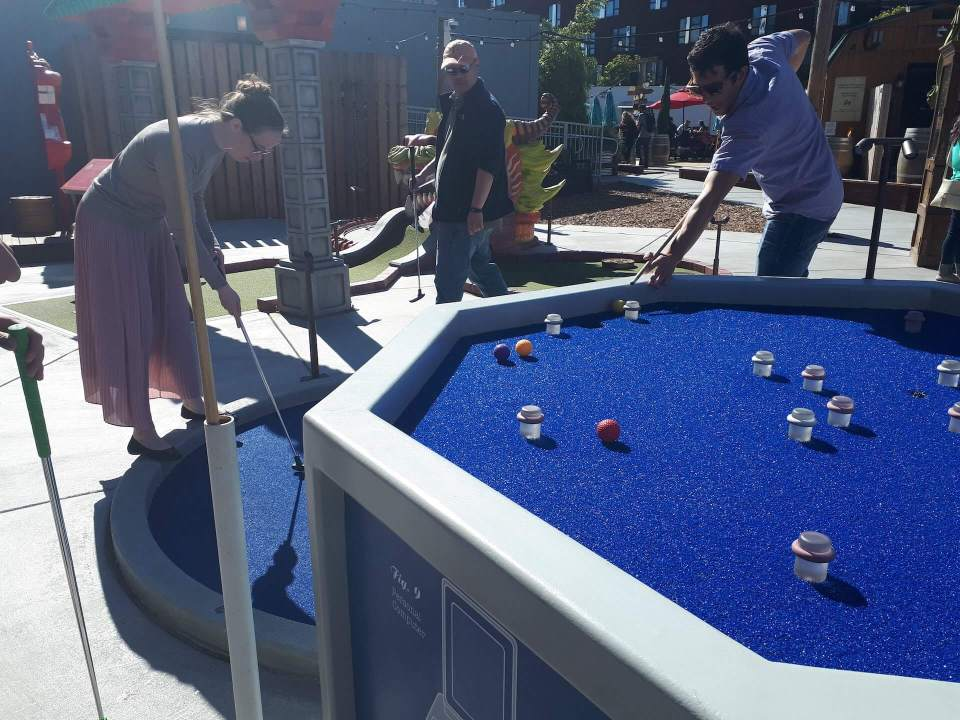 Stagecoach Greens: Mini Golf Designed for Interesting Choices