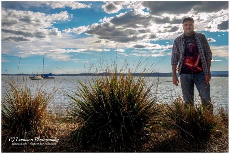 CJ by the Lake