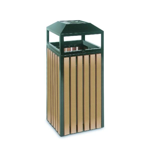 Cendrier-poubelle MB10E