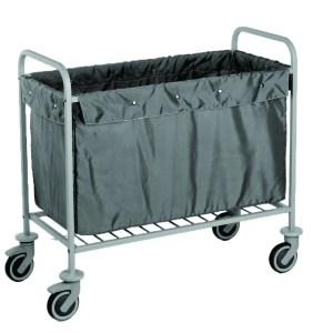 Chariots pour le transport du linge