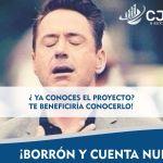 Ya conoces el proyecto de Borrón y Cuenta nueva?