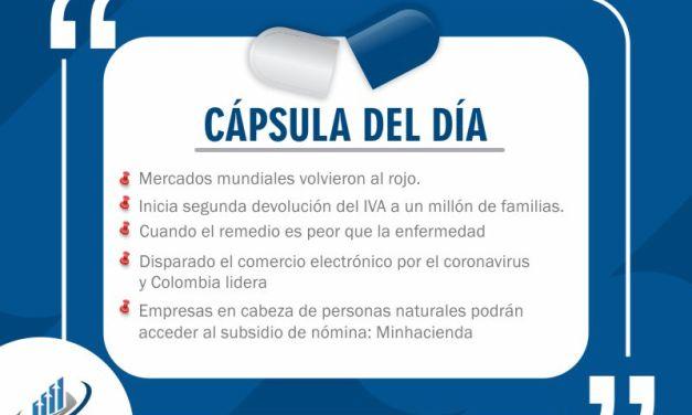 Capsulas 19-05-2020