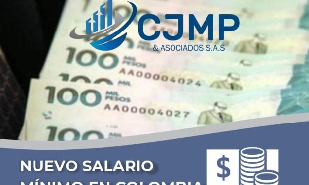 Salario mínimo 2021 y auxilio de transporte: Aumento del 3.5%