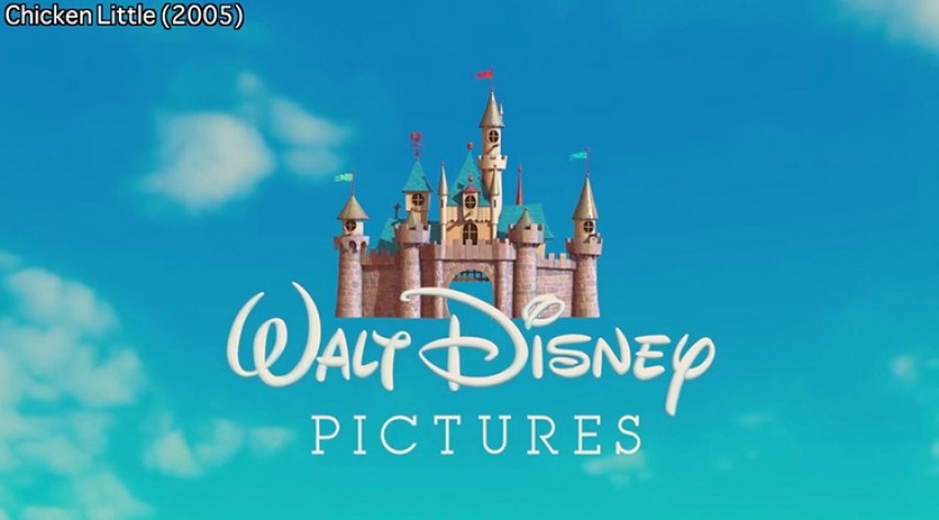 Walt Disney Logo 2