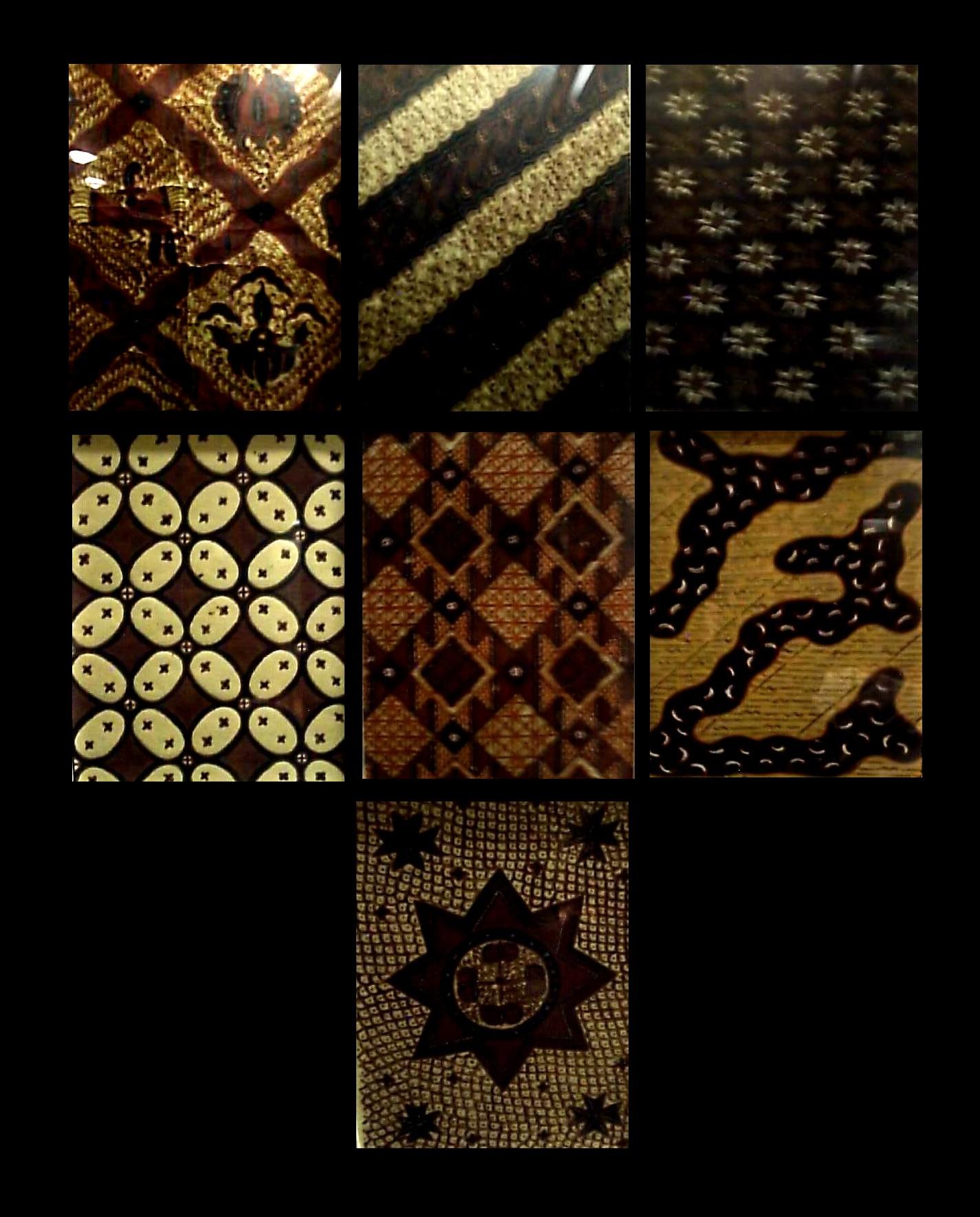 Batik Geometric Motif  Inovation for us