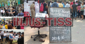 intervene and secure justice for TISS students