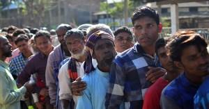 Bengali Hindu labeled Bangladeshi