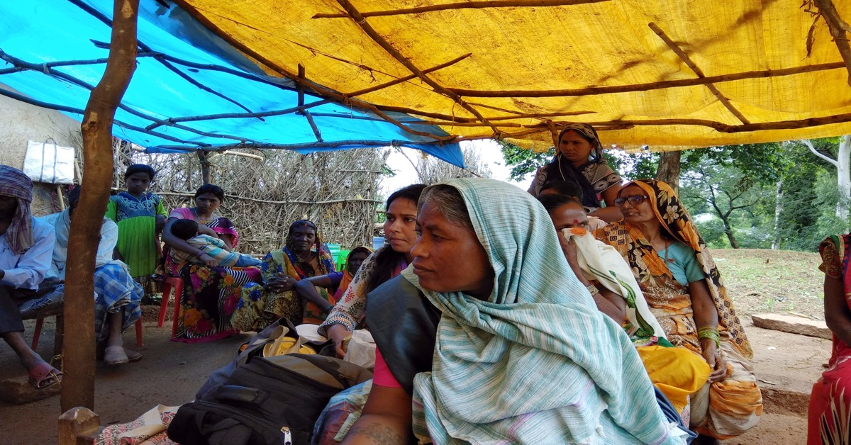 Adivasis in Chandauli, UP file Community Resource rights claims to Forest Land   CJP