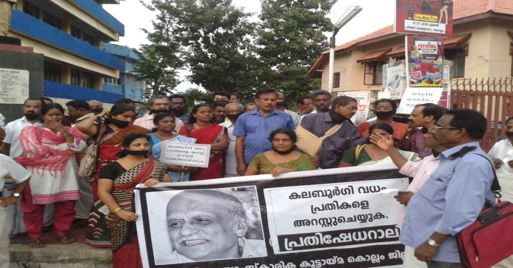 Kalburgi probe be handled by Karnataka SIT