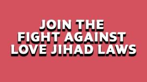 Love jihad laws