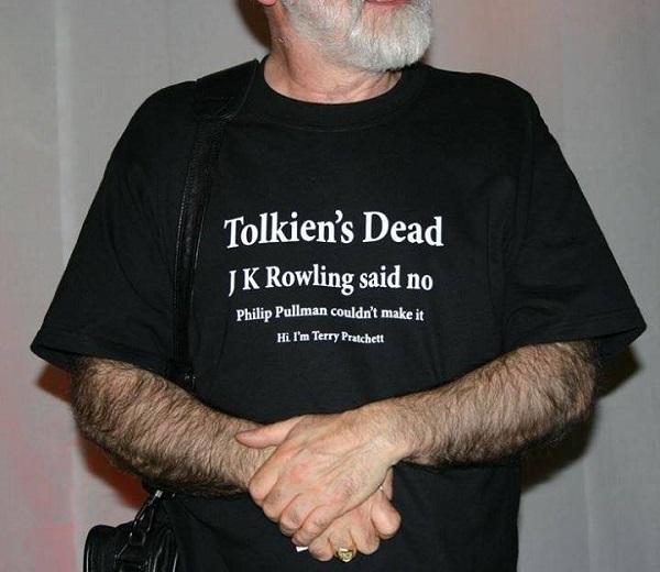 Pratchett in a nutshell