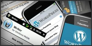 wordpress mobile image
