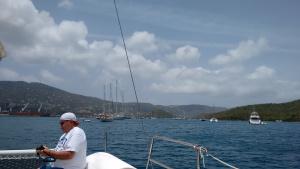 On the way to snorkelin'