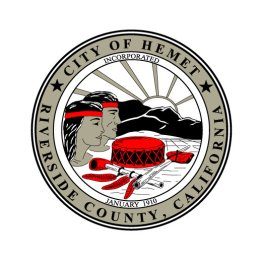 Hemet city seal